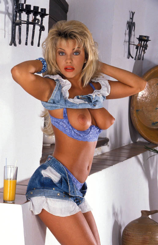 bare breasts of angelique