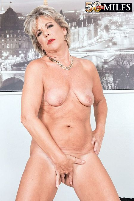 Constance cums and wants you to cum, too